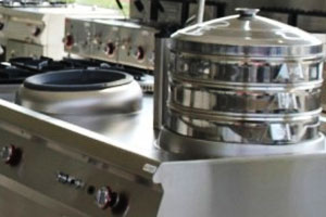 商用厨房设备所具有的三大特性