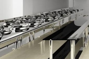 选择厨房设备的原则有哪些?